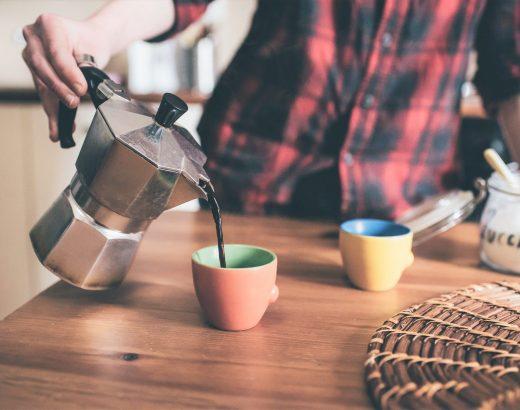 caffe capsule cialda o moka