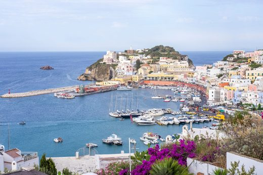 isola ponza vacanze estate