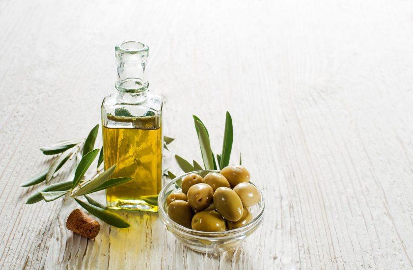 L'olio di oliva nel trattamento delle rughe